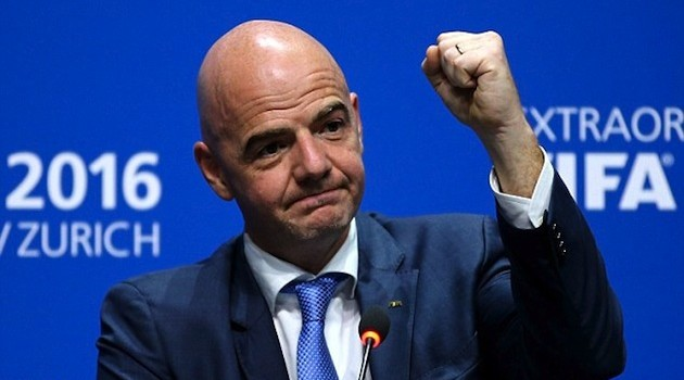 Sepp's Reign Ends as Infantino Elected New FIFA President