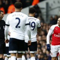EPL Wrap-up: North London Derby Drama