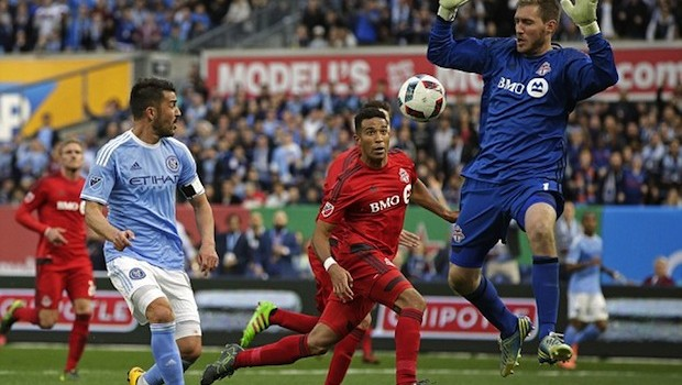 MLS Week 2 Wrap-Up: Gio and Villa Battle to Draw
