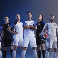 Nike Releases New USA Home, Away Jerseys for 2016