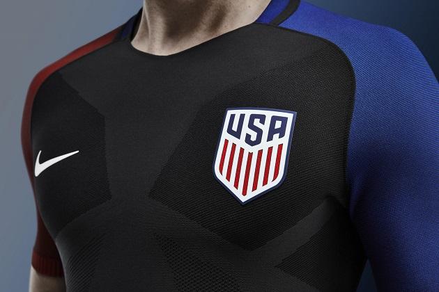 Nike USA Men's Away Jersey 2016