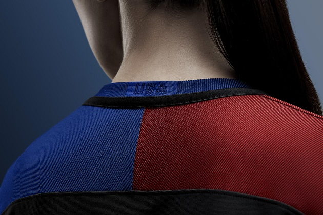 Nike Women's USA Away Jersey 2016