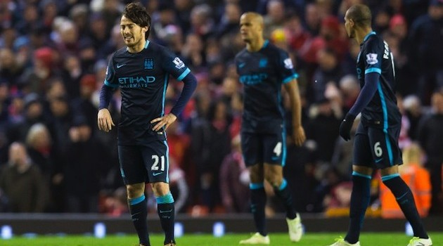 EPL Wrap-up: Top Four Struggles
