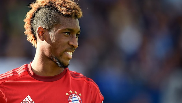 Kingsley Coman for Bayern
