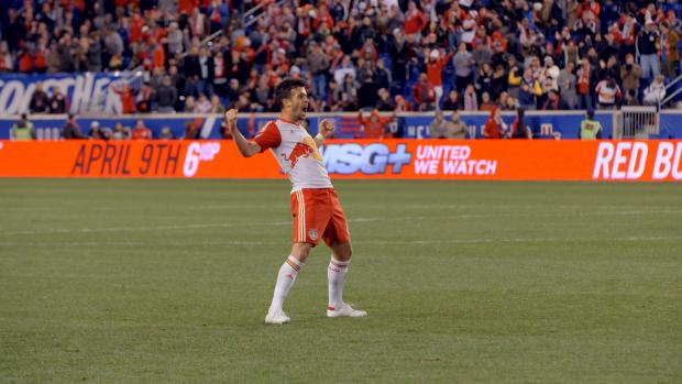 Felipe scores for NY Red Bulls