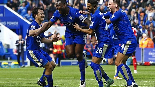 EPL Wrap-up: Leicester's Lead Grows