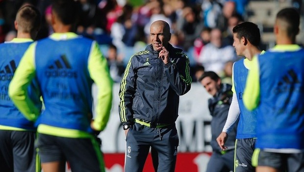 Zidane Tries to Knock Off Invincible Barca in First El Clasico as Manager