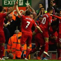 Liverpool Cruise in Merseyside Derby