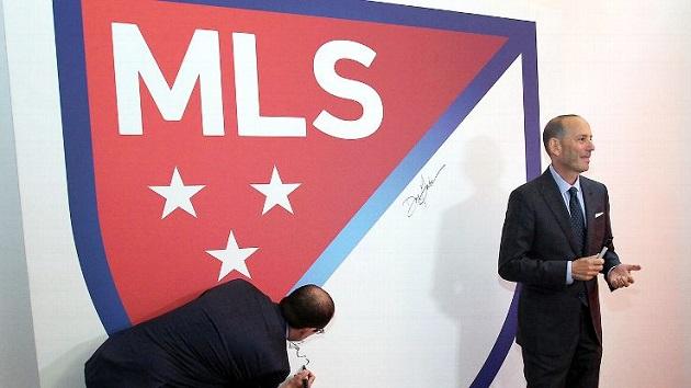 MLS commish Don Garber