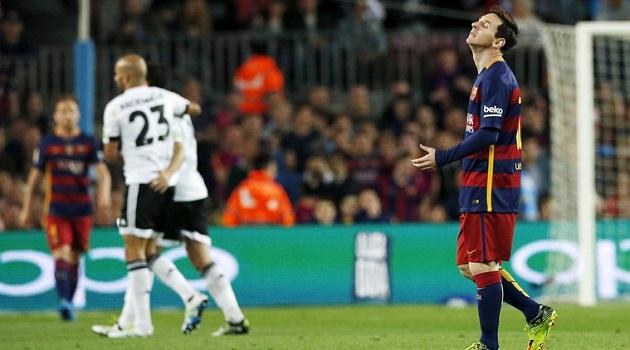Valencia defeats Barca