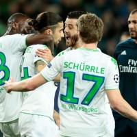 Wolfsburg Blindsides Real Madrid