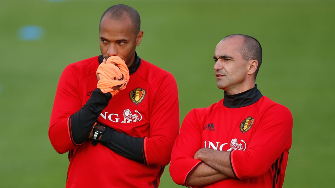 Coaches of Belgium