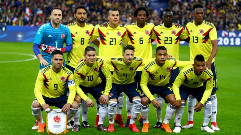 c2caa6ba6 Colombia National Team - The Nations of the 21st World Cup - Russia2018