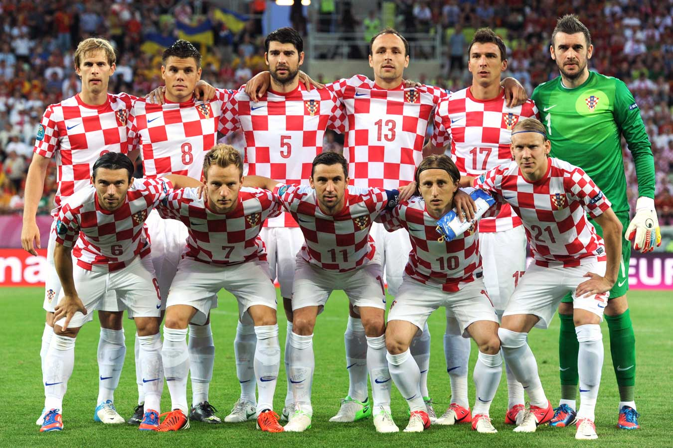 IMG CROATIA Football team