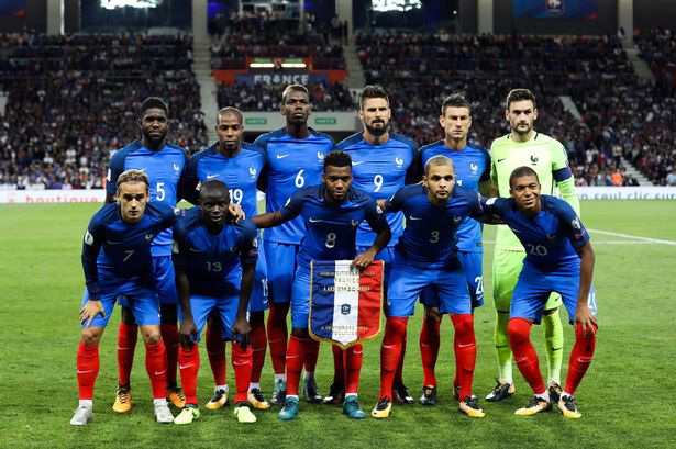 France National Team The Nations Of The 21st World Cup