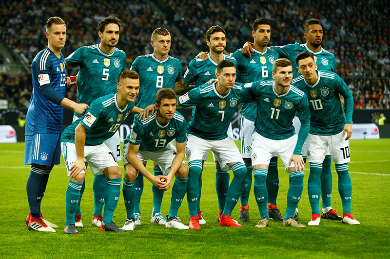 The Nations of the 21st World Cup – Germany