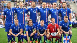 The Nations of the 21st World Cup – Iceland