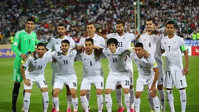 Iran National Team The Nations Of The 21st World Cup