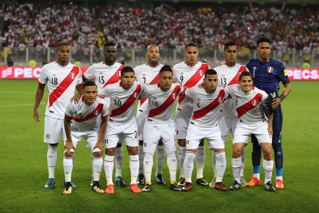 The Nations of the 21st World Cup – Peru