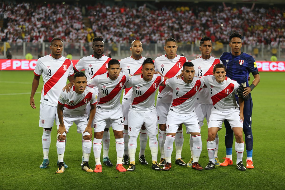 7e5d15ee9ac The Nations of the 21st World Cup - Peru - The Center Circle - A ...