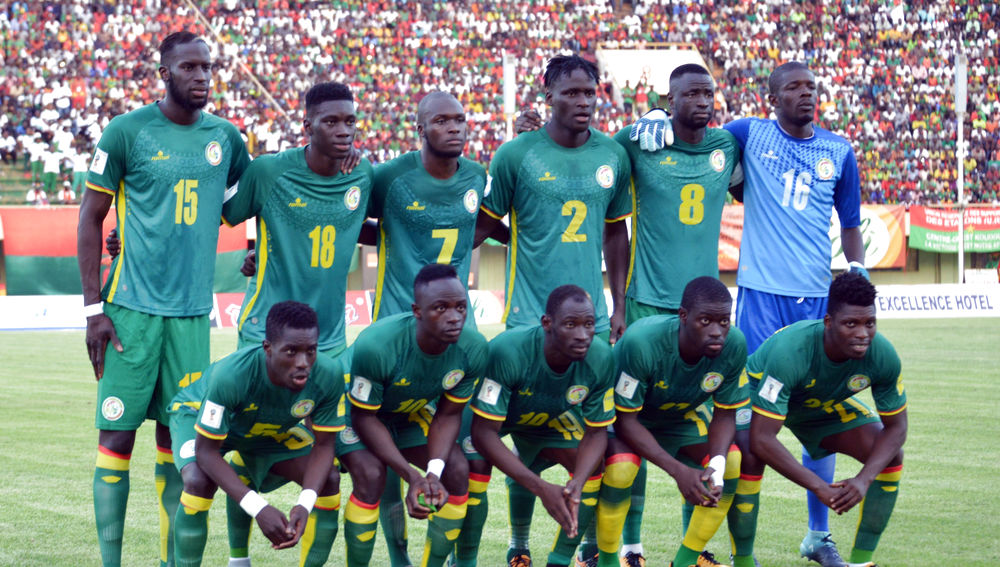 Senegal Kader Wm 2021