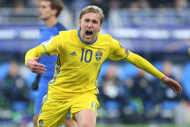Sweden number 10