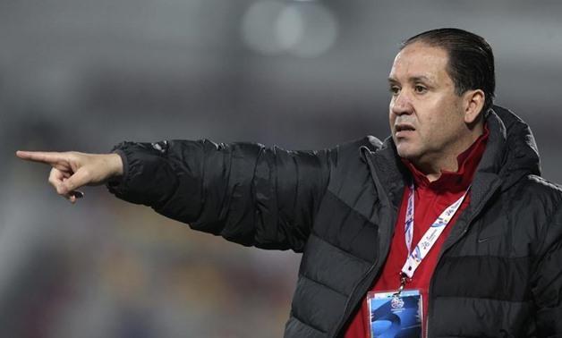 Tunisian NT coach
