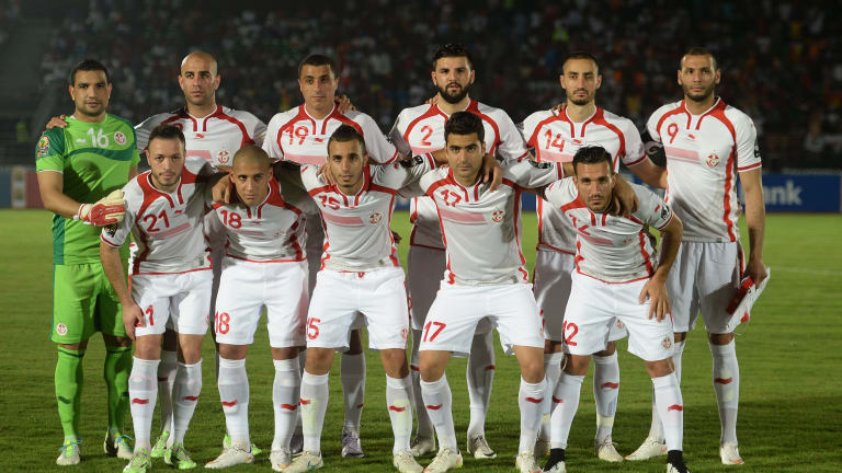 The Nations of the 21st World Cup – Tunisia