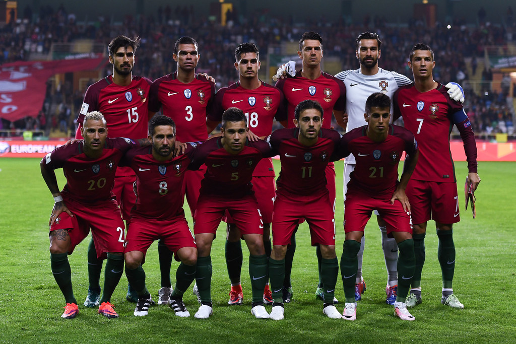 bed79b7f149 Portugal - The Nations of the 21st World Cup - The Center Circle
