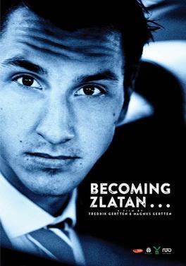 Becoming Zlatan movie poster -