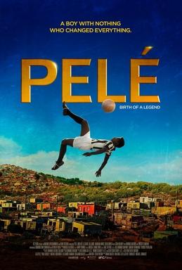 Pelé film poster -
