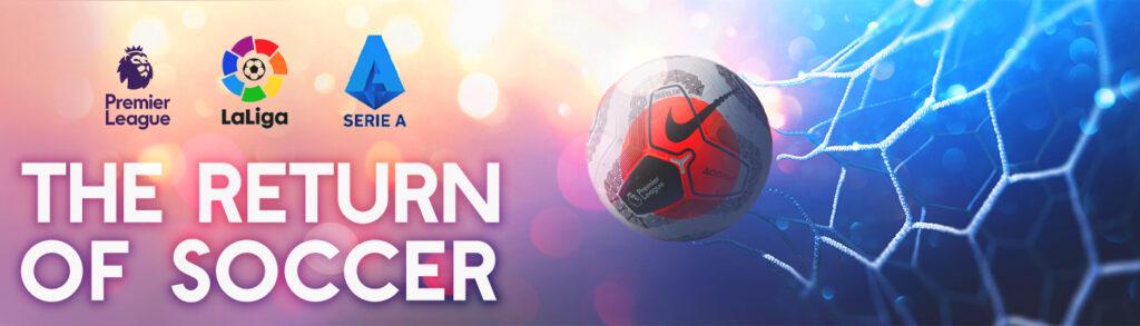 The Return of Soccer