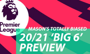 Predicting the 'Big 6' Clubs