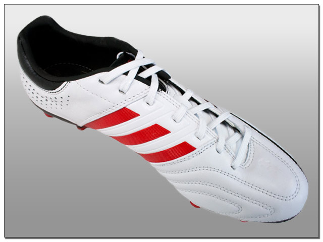 best website a63e7 17758 adidas adiPURE 11Pro TRX Soccer Cleats - Running White with Vivid Red  Review - The Instep