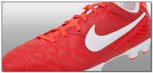 Nike Youth Tiempo Natural IV FG Leather Soccer Cleats Review – Sunburst with White