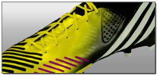 Revealed: adidas Predator LZ TRX FG Soccer Cleats – Vivid Yellow with Pink