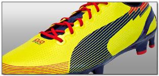 Review: Puma evoSPEED 1 Graphic FG Soccer Cleats