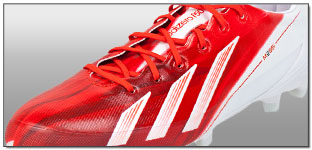adidas Messi F50 adizero TRX FG Soccer Cleats – Red with White Video Review…(Video)