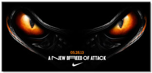 Nike Tease the New Hypervenom on Twitter