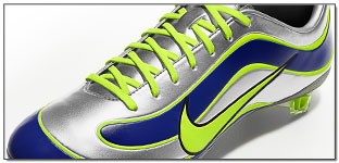 Revealed: The Nike Mercurial Vapor IX SE FG 15th Anniversary Soccer Cleats – Silver with Bright Blue