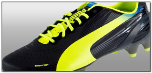 Revealed: The New Puma evoSPEED 1.2 FG Soccer Cleats