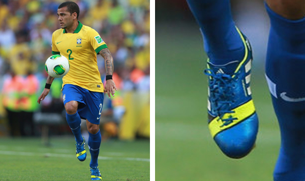 Dani Alves Brazil custom NitroCharge edited