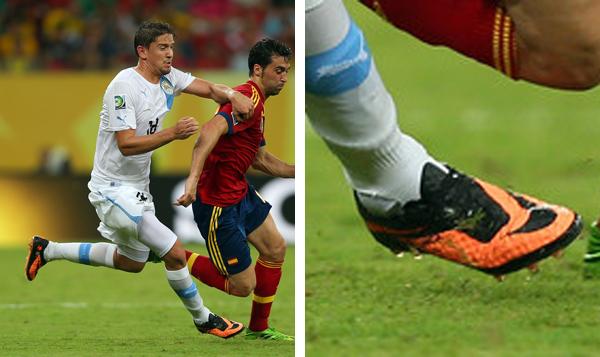 Gaston Ramirez Uruguay Nike HyperVenom edited