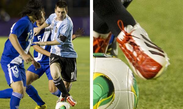 Lionel Messi Argentina Messi adiZero edited