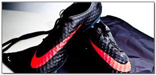 Unboxed: The Nike Hypervenom Phantom FG Soccer Cleats – Dark Charcoal with Crimson