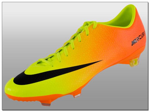 e95c17fbc3b916 Revealed: The Nike Mercurial Vapor IX FG Soccer Cleats – Volt with Black