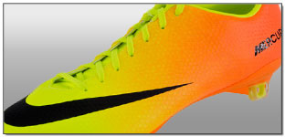 Revealed: The Nike Mercurial Vapor IX FG Soccer Cleats – Volt with Black
