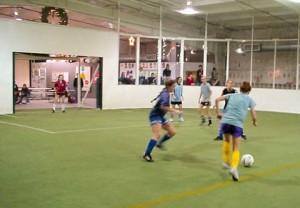 ?Indoor Soccer