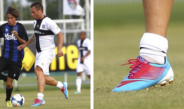 Antonio Cassano FC Parma Diadora DD-NA GLX 14 edited