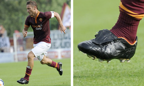Francesco Totti Roma custom Tiempo IV edited